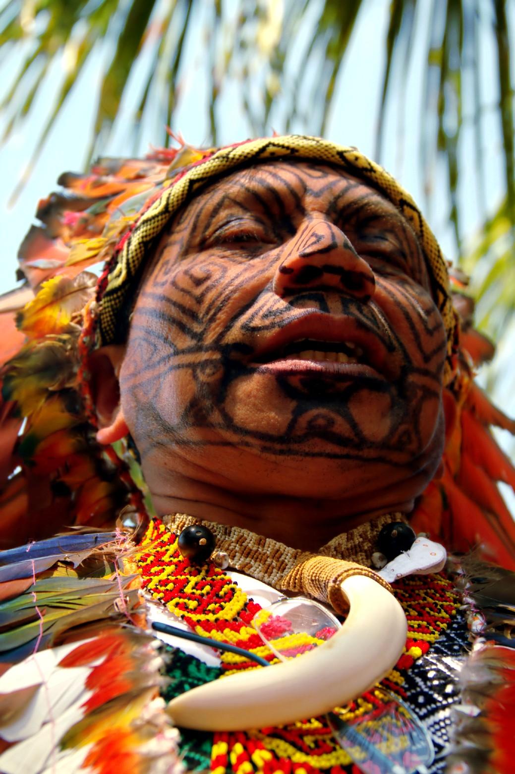 Kaxinawá, Acre (foto: Eduardo Vessoni)