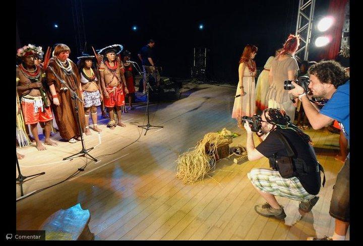 Making of da turnê pela Amazônia com o Mawaca