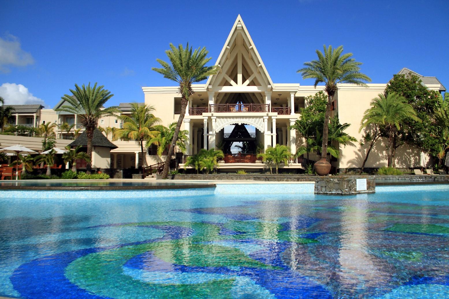 The Residence, na Ilha Maurício, no Índico (foto: Eduardo Vessoni)