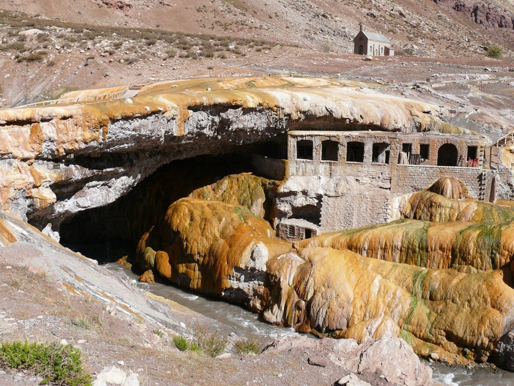 Puente del Inca, Mendoza (foto: Divulgação/Ministerio de Turismo - Gobierno de Mendoza)