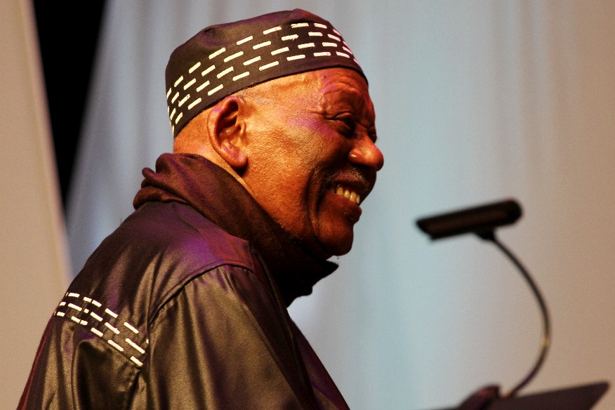 Randy Weston (foto: Eduardo Vessoni)