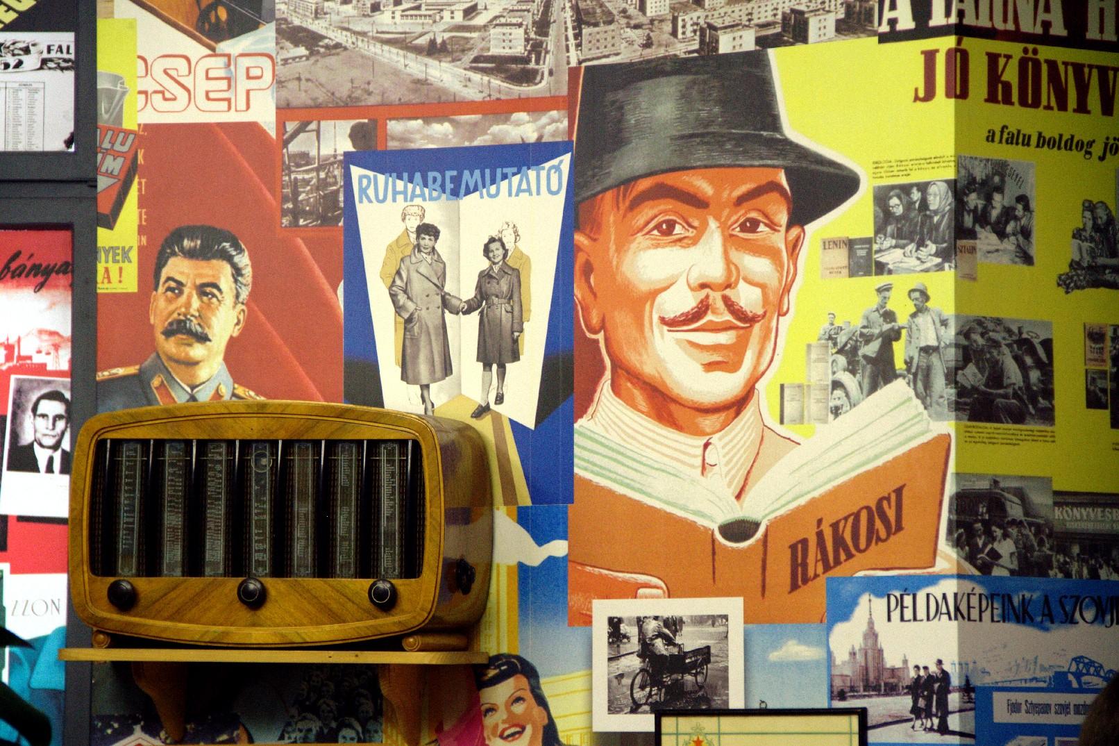 'Sala da Propaganda', Budapeste, Hungria (foto: Eduardo Vessoni)