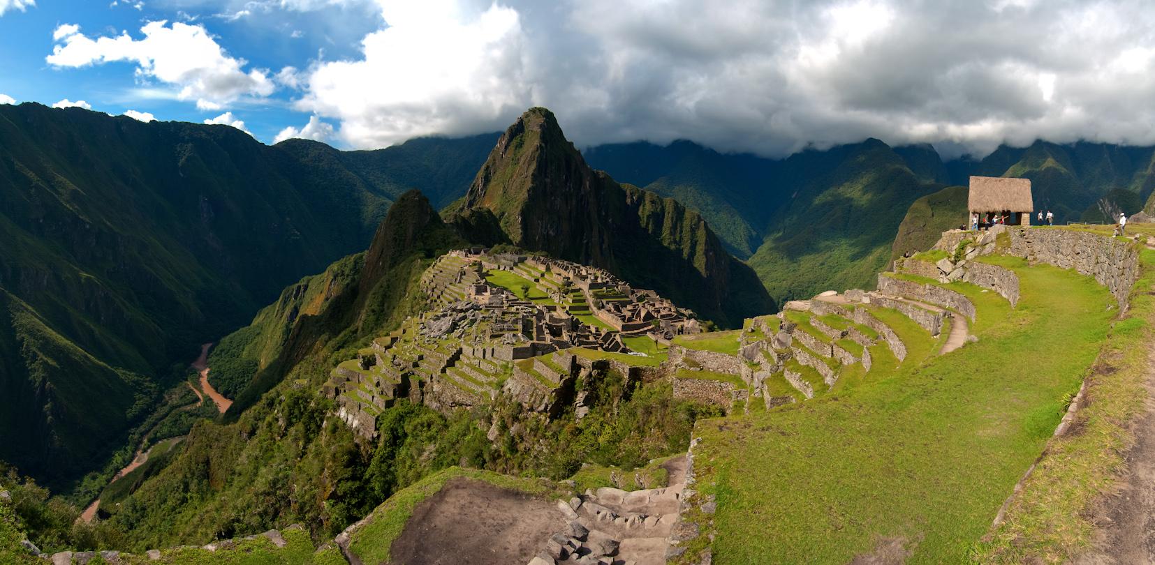 Cidadela de Machu Pichu (foto: Promperú/Divulgação)