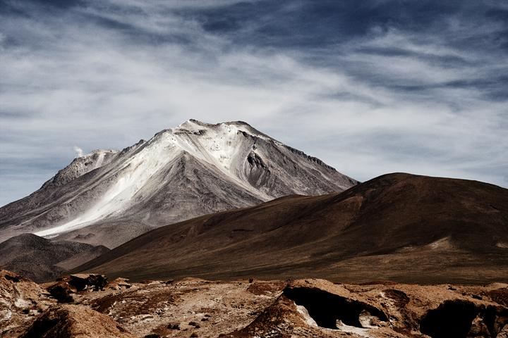 Vista do altiplano, entre a Bolivia e o Chile (foto: Carlos Cerulla/Flickr Creative Commons)