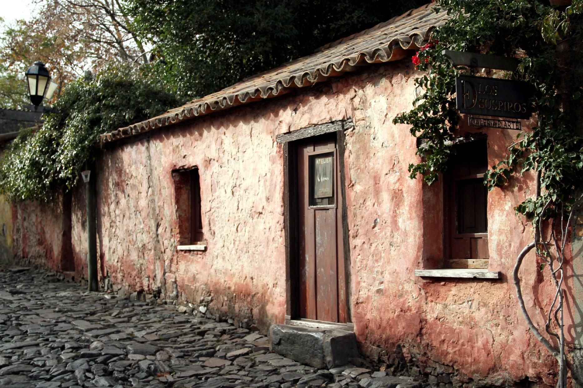 Colonia del Sacramento, um dos cenários históricos mais belos do pequeno Uruguai (foto: Eduardo Vessoni)