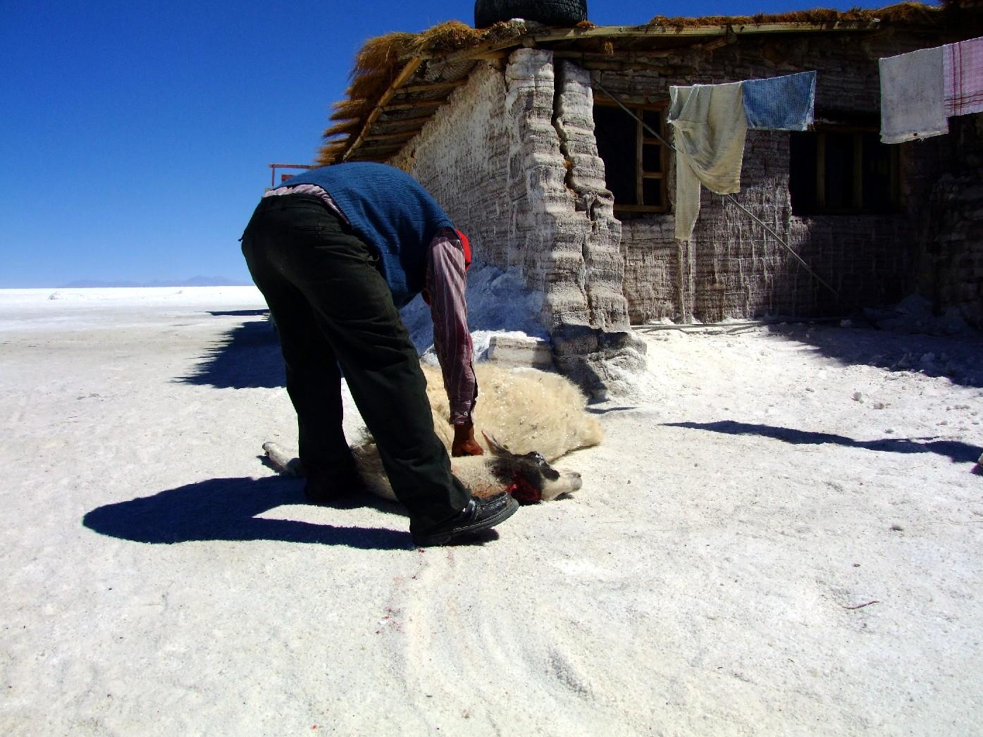 No dia 1º de agosto, festas e rituais de oferendas acontecem em países indígenas da América do Sul, como na Bolívia (foto: Eduardo Vessoni)