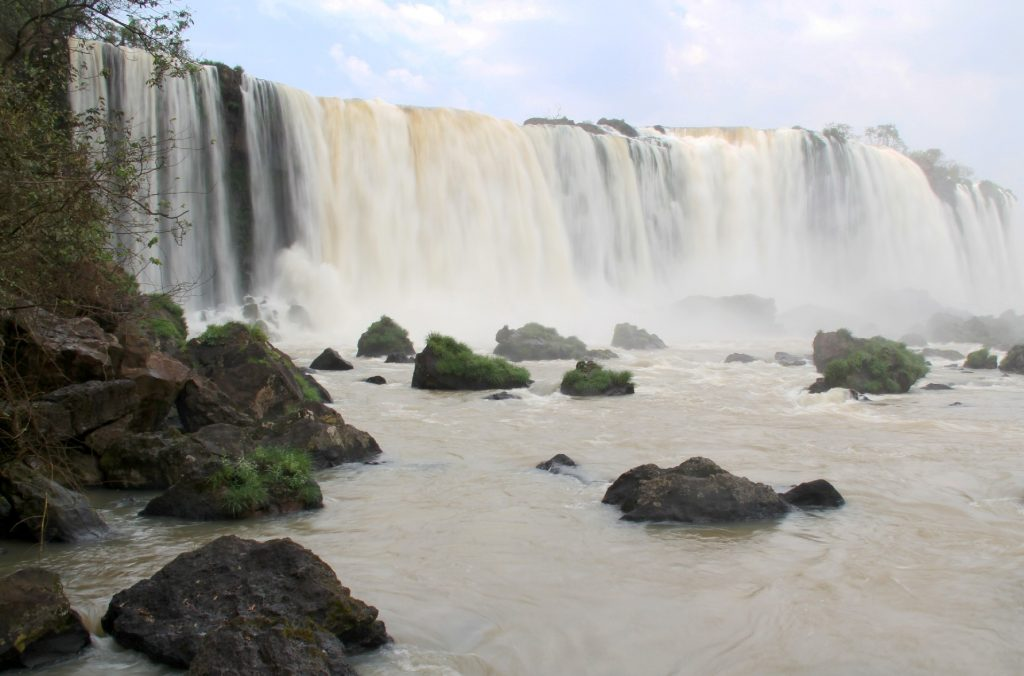 Cataratas do Iguaçu (foto: Eduardo Vessoni)