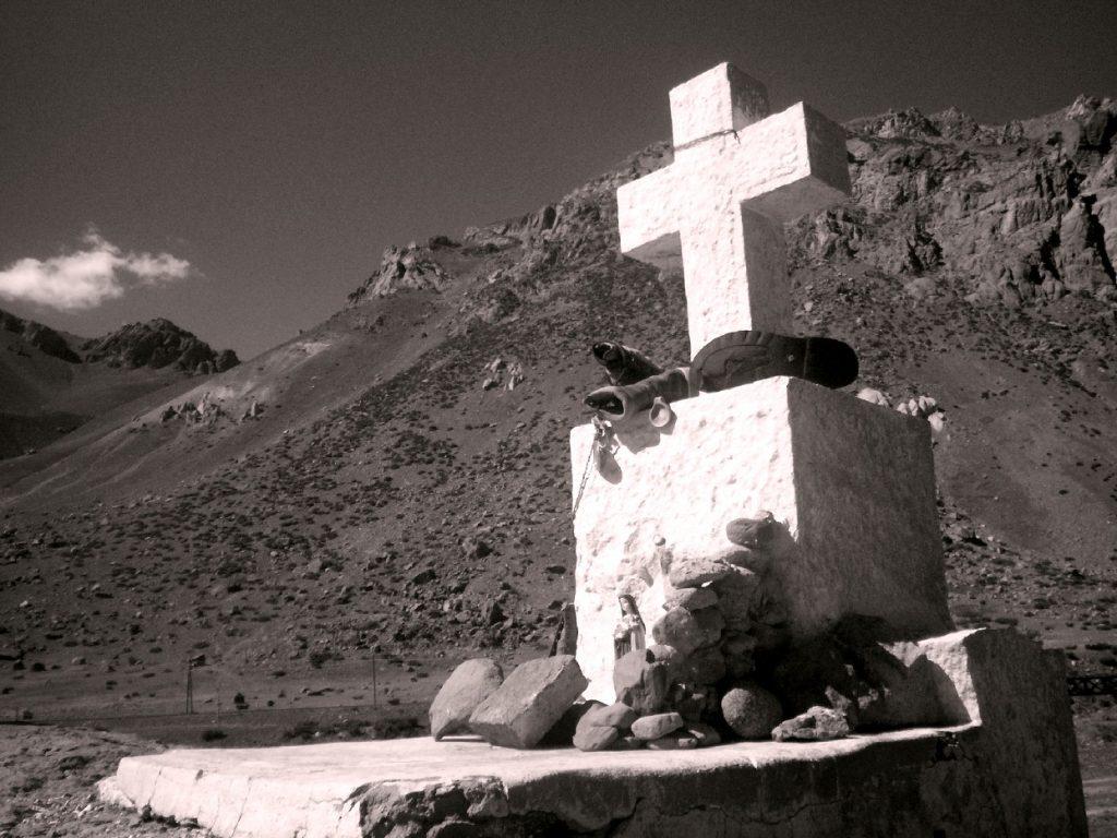 Cementerio de los Andinistas (foto: Eduardo Vessoni)