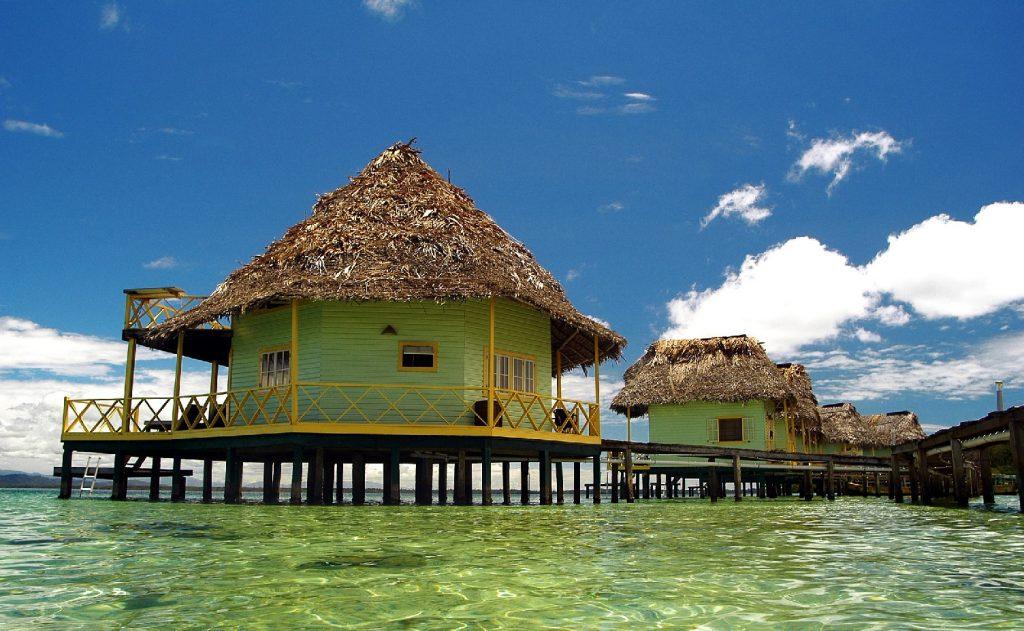 Punta Caracol Acqua Lodge, em Bocas del Toro, no Panamá (foto: Raúl Pinzón/Trivago)