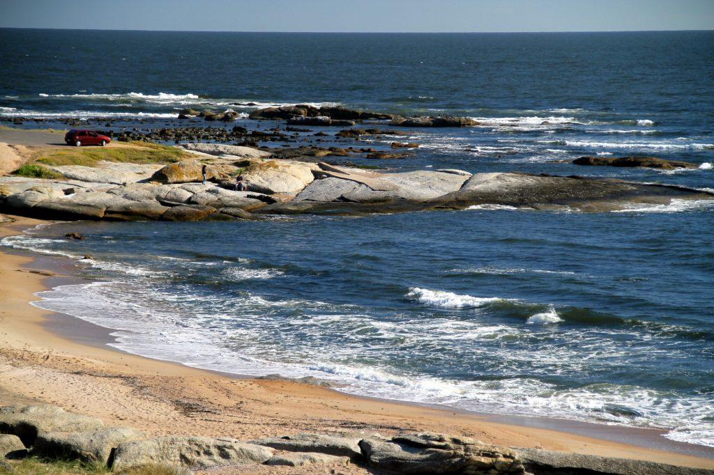 Playa Mansa, em José Ignacio (foto: Eduardo Vessoni)