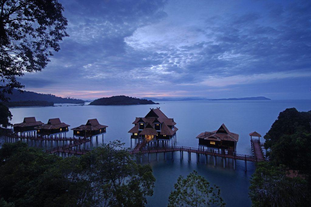 Berjaya Resort, em Langkawi, na Malásia (foto: Trivago/Divulgação)