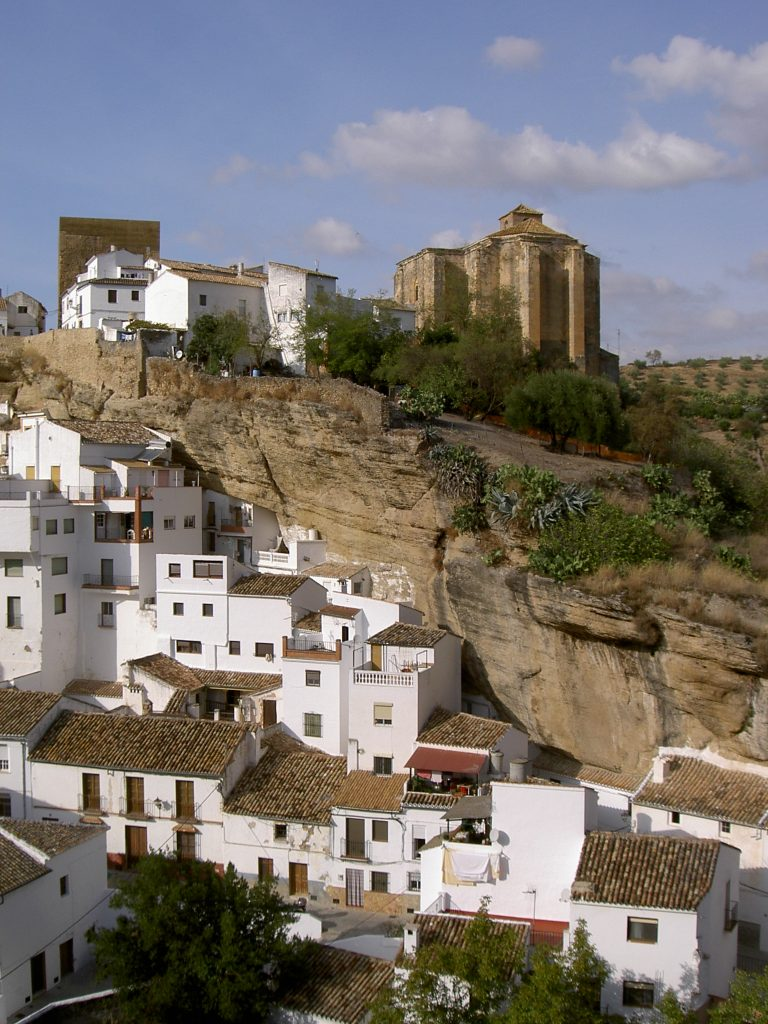 Setenil de las Bodegas (foto: manuelfloresv/Flickr - Creative Commons)