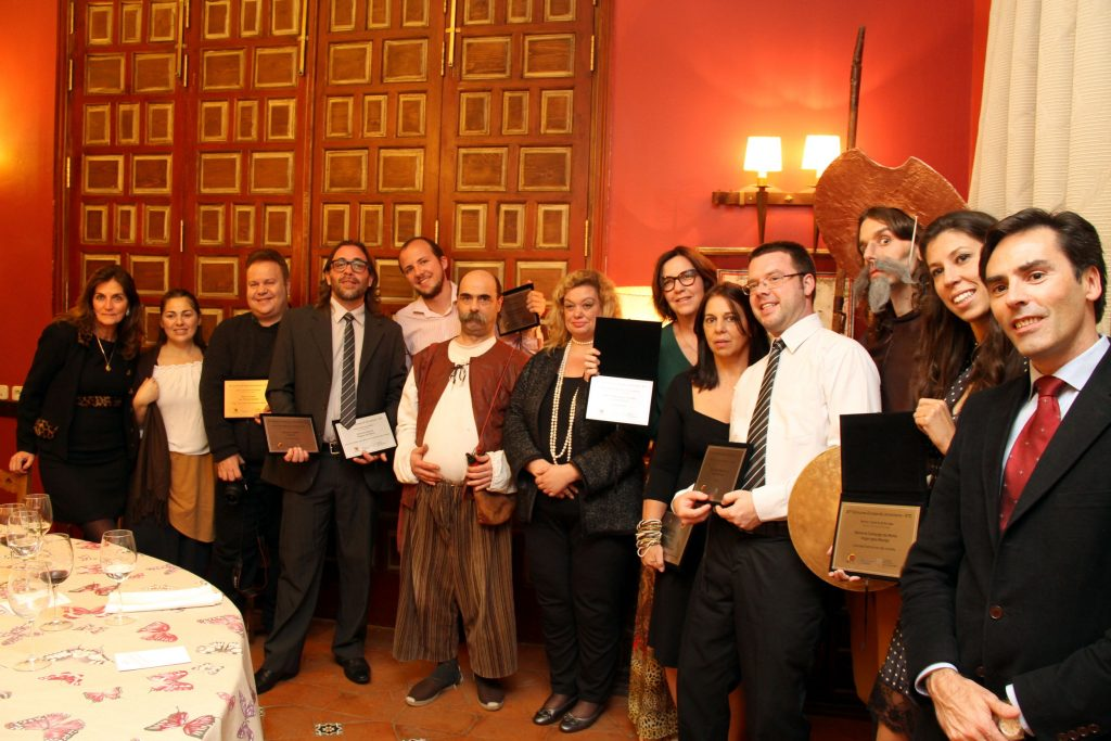 Entrega dos prêmios do 25º Concurso Europa de Jornalismo, organizado pela European Travel Commission (foto: Divulgação)