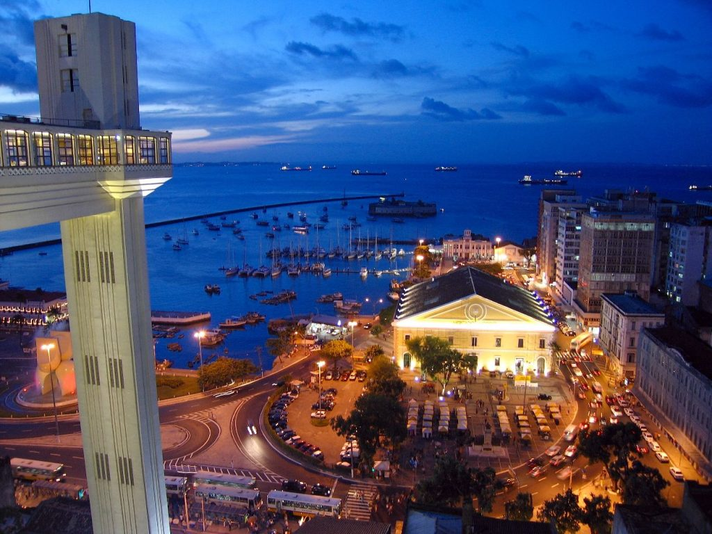 Salvador, na Bahia, é um dos locais mais procurados pelos brasileiros nas férias (Foto: Rodrigo Suriani/Flickr)