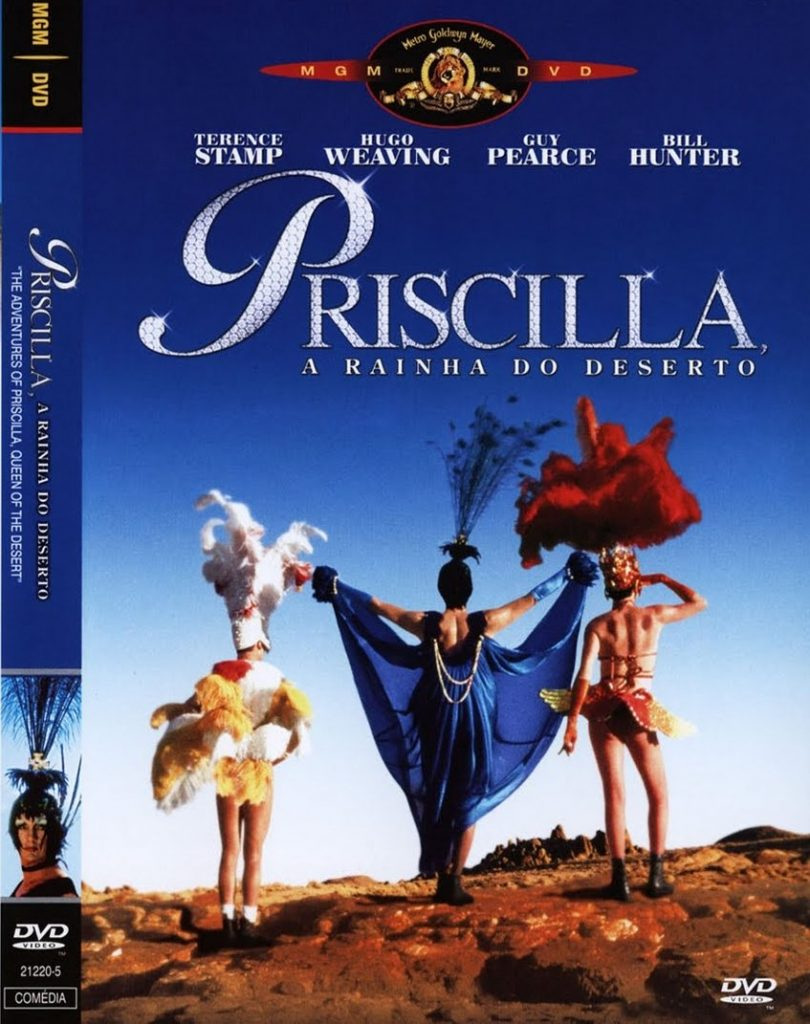 'Priscilla, a rainha do deserto'