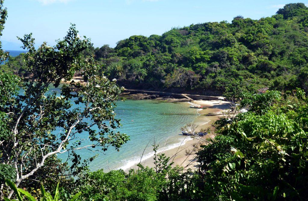 Praias Azeda e Azedinha, em Búzios, no Rio de Janeiro (foto: Rodrigo Soldon/Flickr-Creative Commons)