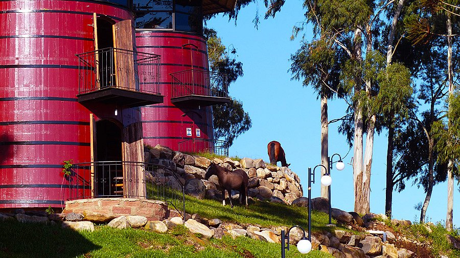 Hotel Pampas, em Canela (foto: Divulgação)