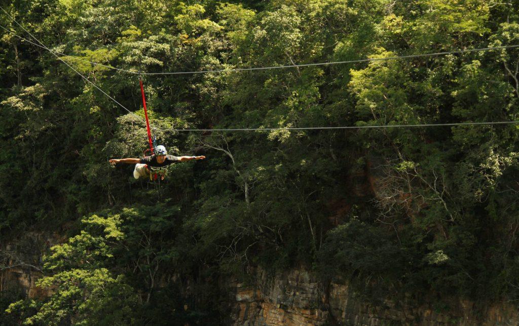 irolesa em Mambaí, no extremo nordeste de Goiás (foto: Eduardo Vessoni)