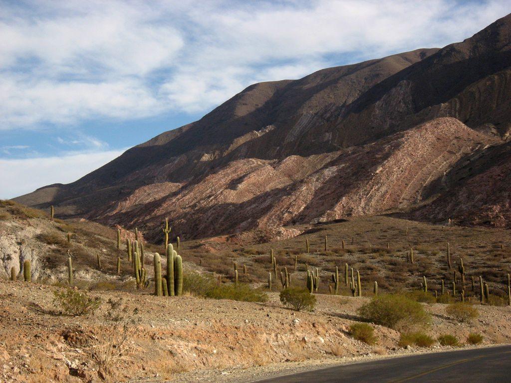 Região de Cachí, uma das cidades argentinas com acesso pela Ruta 40 (foto: David Bacon/Flickr-Creative Commons)