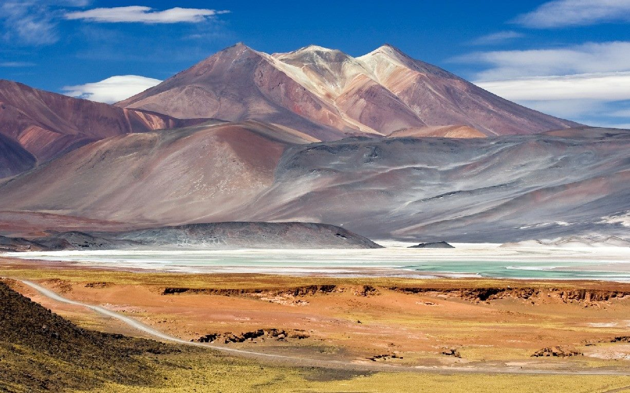 Lagoa Miscanti, no Atacama, Chile (foto: Jim Trodel/Flickr-Creative Commons)