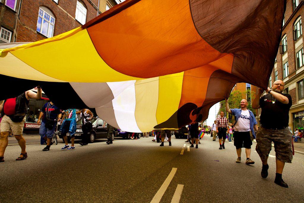 Parada gay de Copenhague, capital da Dinamarca (foto: Janus Bahs Jacquet/Flickr-Creative Commons)