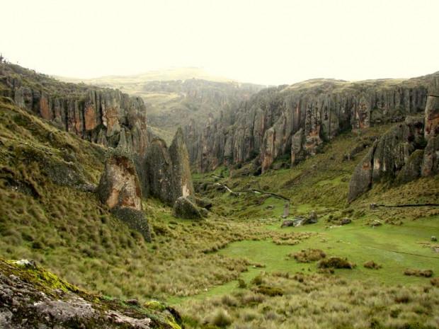 Complejo Arqueológico de Cumbemayo, em Cajamarca (foto: Jorge Gobbi/Flickr-Creative Commons)