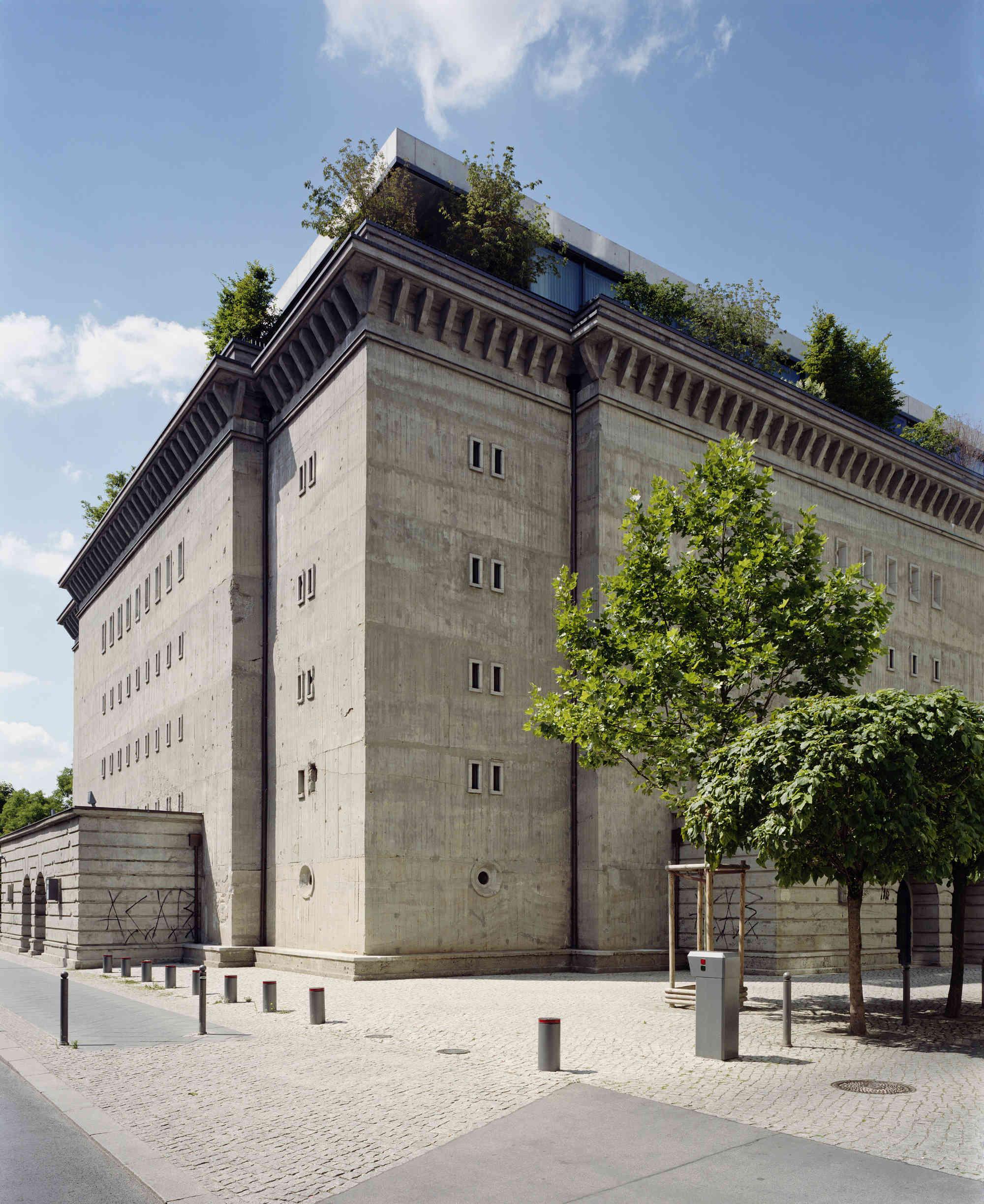 Bunker Berlin Kunst