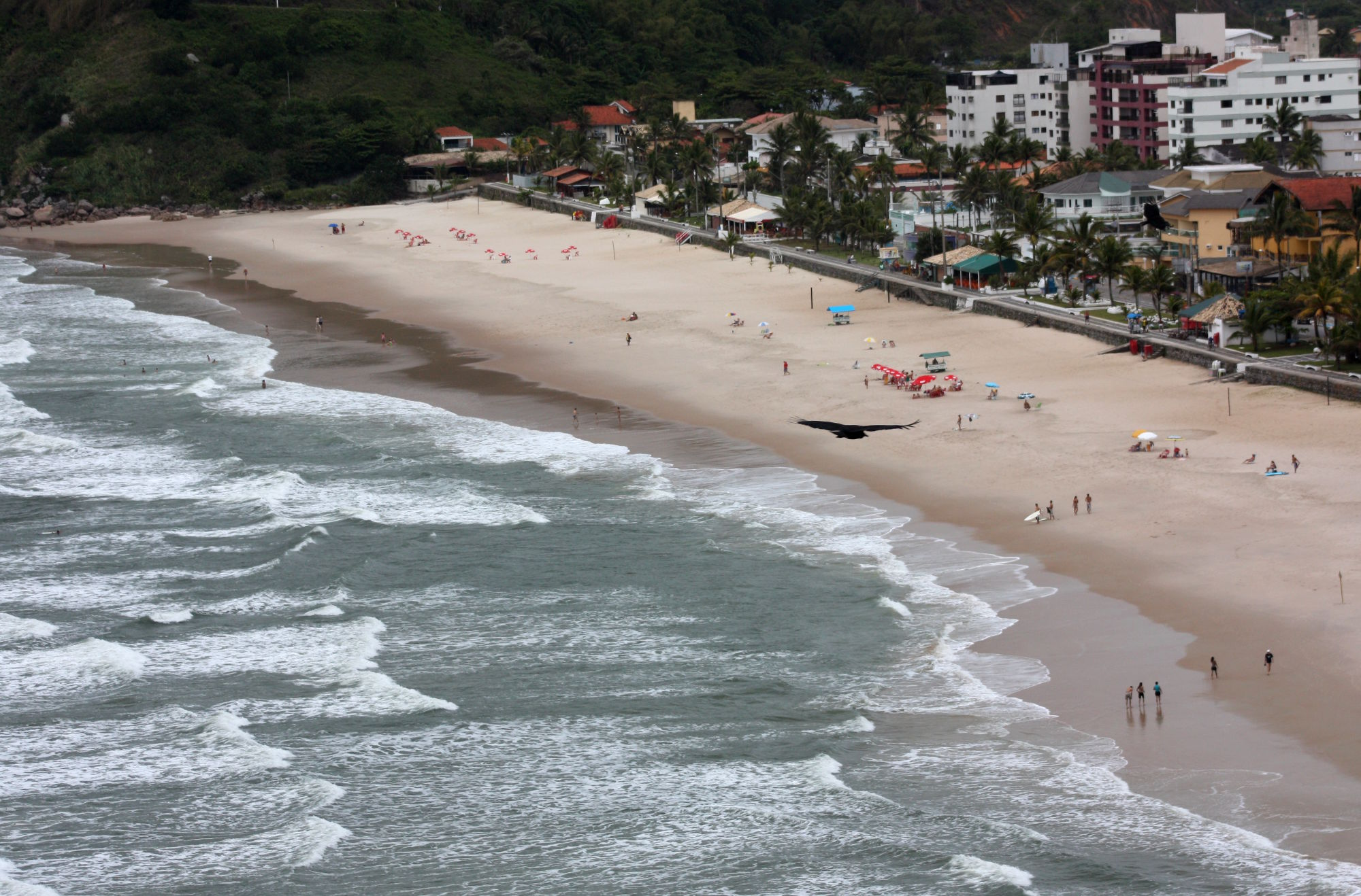 Praia do Tombo (foto: Eduardo Vessoni)