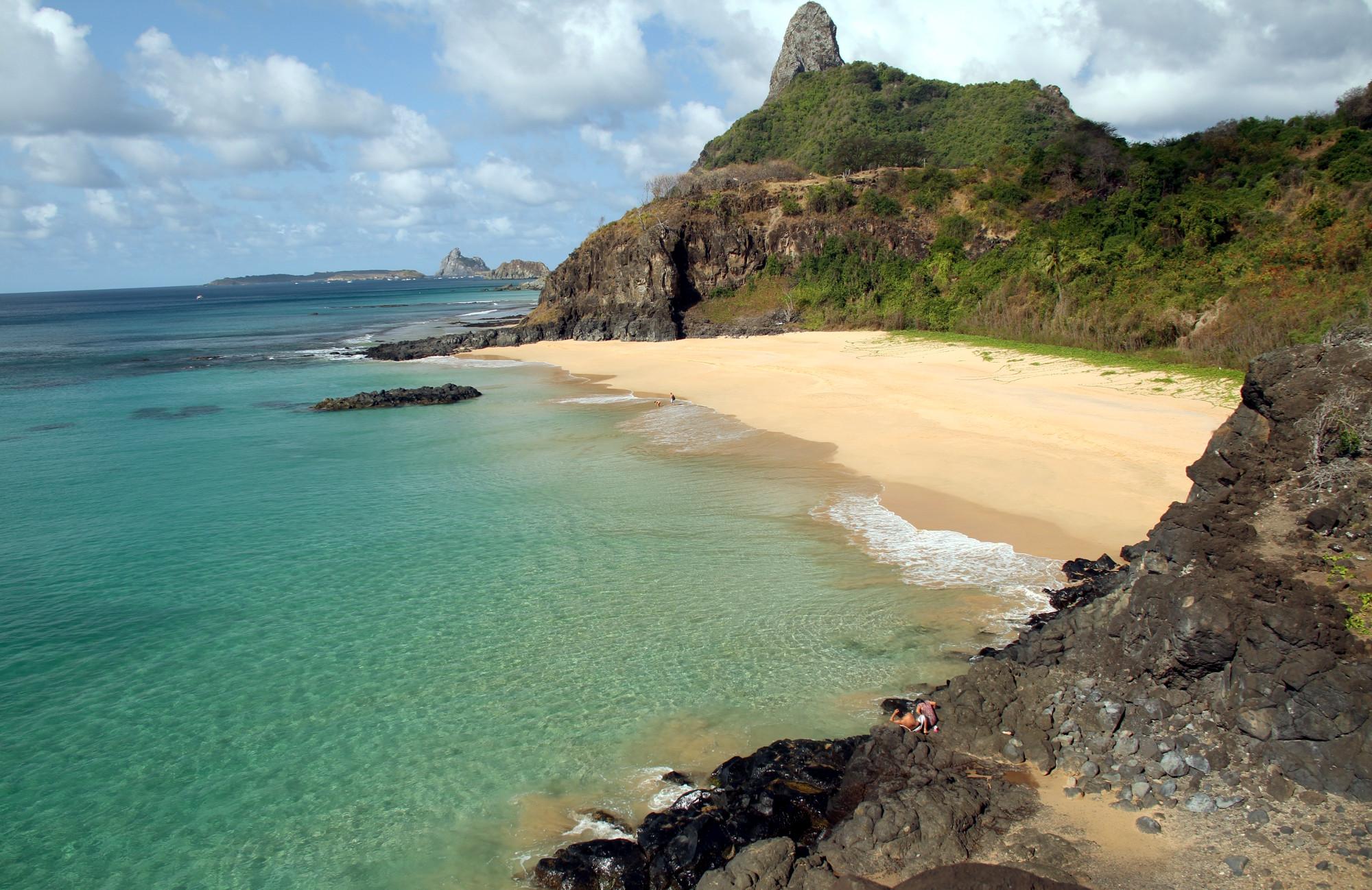 Mirante da Praia do Americano (foto: Eduardo Vessoni)