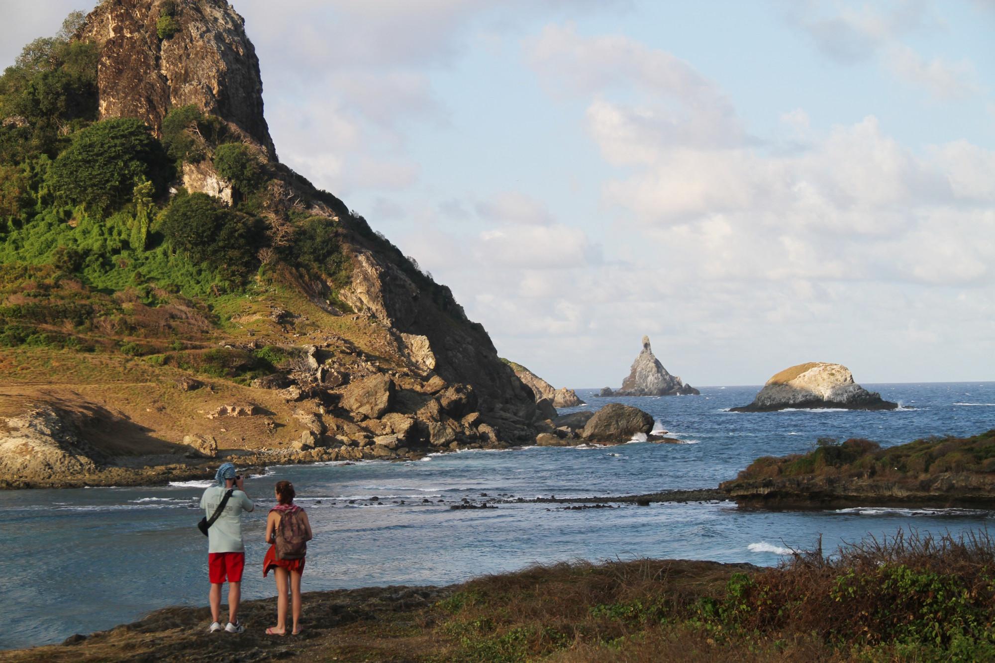 Mirante da Baía do Sueste (foto: Eduardo Vessoni)