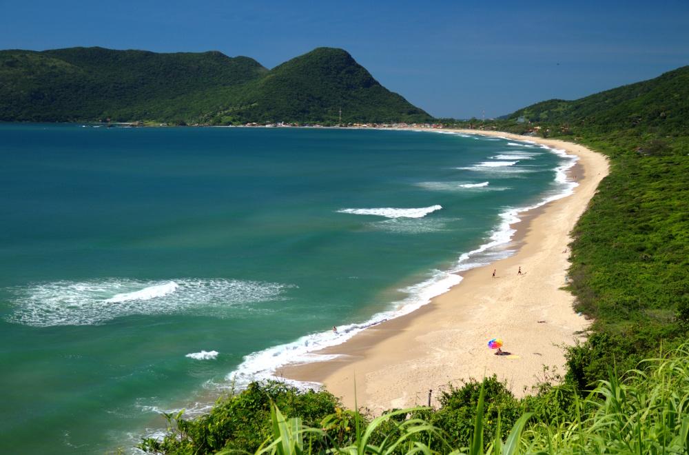 Praia da Armação (foto: Eduardo Vessoni)
