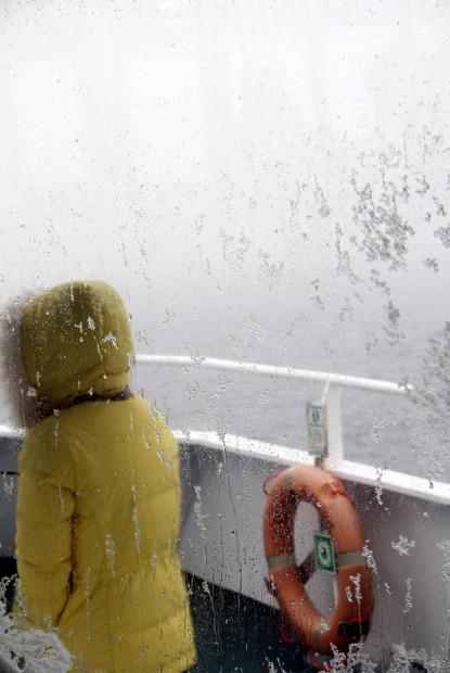 Verão na Antártica (foto: Eduardo Vessoni)