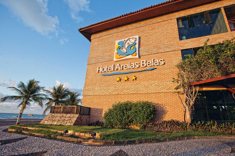 Hotel Areias Belas, em Maragogi (foto: Divulgação)