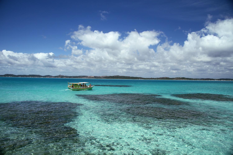 Maragogi, em Alagoas (foto: Eduardo Vessoni)