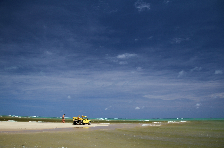 Praia de Peroba, no litoral norte de Maragogi, entre Alagoas e Pernambuco (foto: Eduardo Vessoni)