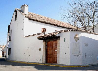 Casa de Cervantes, em Esquivias (foto: Sociedad Cervantina/Divulgação)