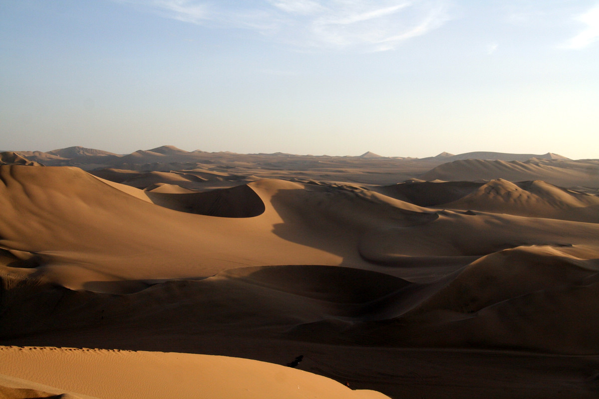 Dunas de Huacachina, no centro-sul do Peru (foto: ilker ender/Flickr-Creative Commons)