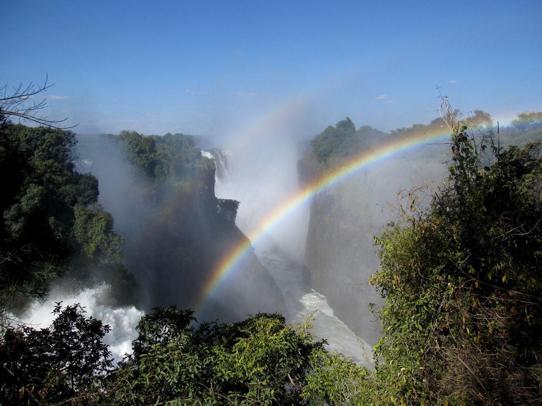 ZIMBÁBUE: Terra de safaŕis e das Cataratas Vitória, essa país da África também não vê com bons olhos a homosexualidade. O clima por ali é, incrivelmente, antigay, cujo presidente Robert Mugabe declarou que 'gays destroem nações' (foto: Stefan Krasowski/Flickr-Creative Commons)
