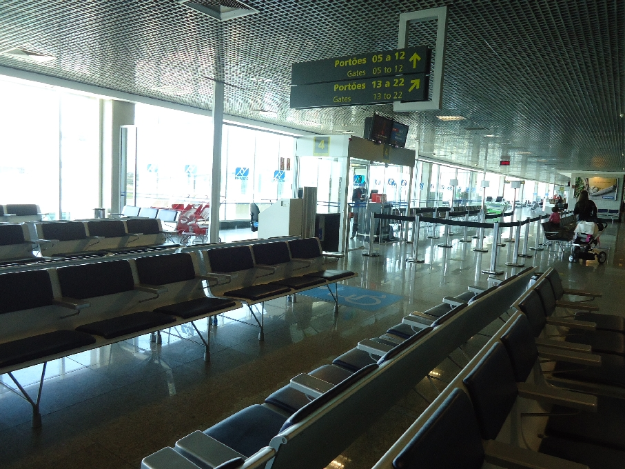 Aeroporto de Congonhas, em São Paulo (foto: Infraero/Divulgação)