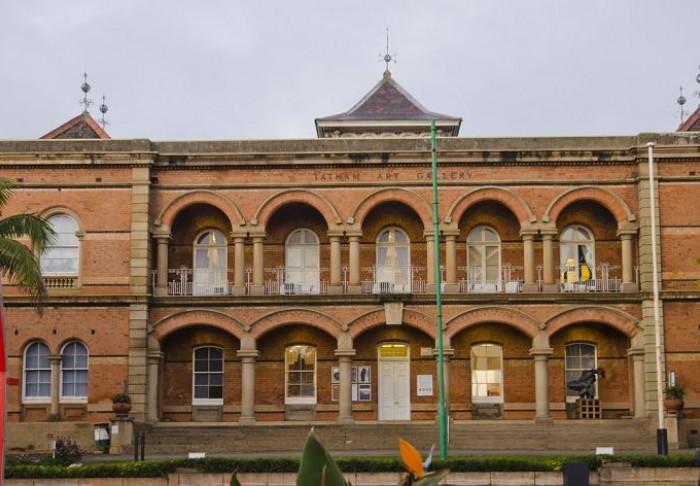 Fachada da Tatham Art Gallery, em Pietermaritzburg (foto: South Africa Net/Divulgação)