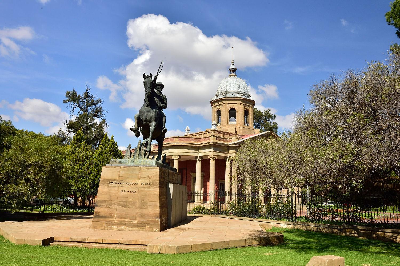 Bloemfontein (foto: África do Sul/Divulgação)