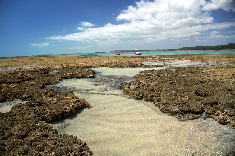 Praia do Marceneiro, na Rota Ecológica (foto: Eduardo Vessoni)