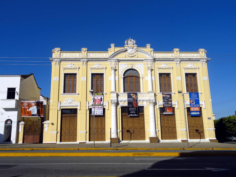 Teatro São João da Boa Vista (foto: Secretaria da Cultura do Estado de São Paulo/Divulgação)