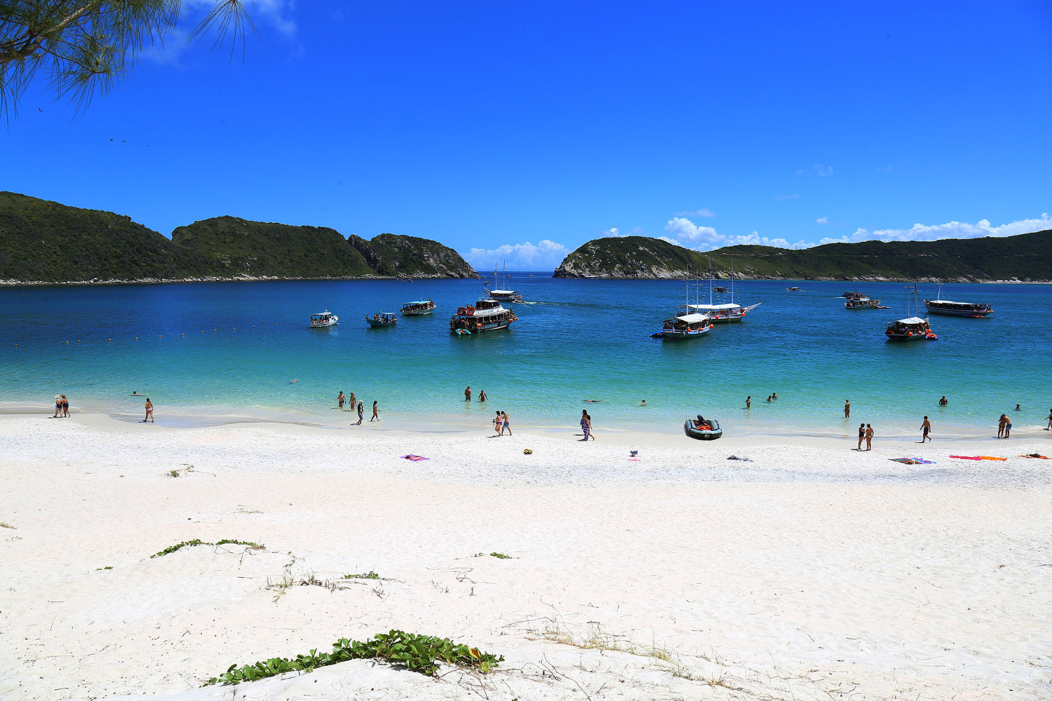 PRAIA DO FAROL (Arraial do Cabo): (foto: Marinelson Almeida/Flickr-Creative Commons)