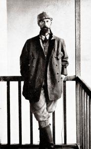 Coronel Fawcett (foto: Wikipedia Commons)