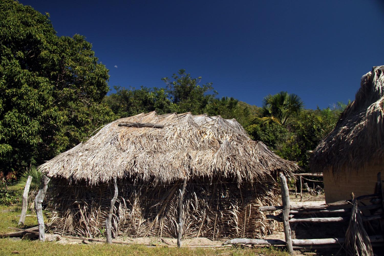 Comunidade quilombola Kalunga, na Chapada dos Veadeiros (foto: Eduardo Vessoni)