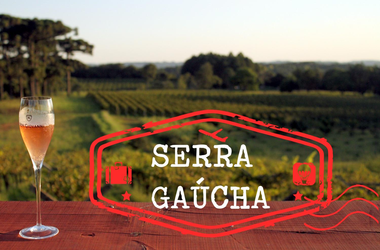 Roteiro pelas vinícolas da Serra Gaúcha