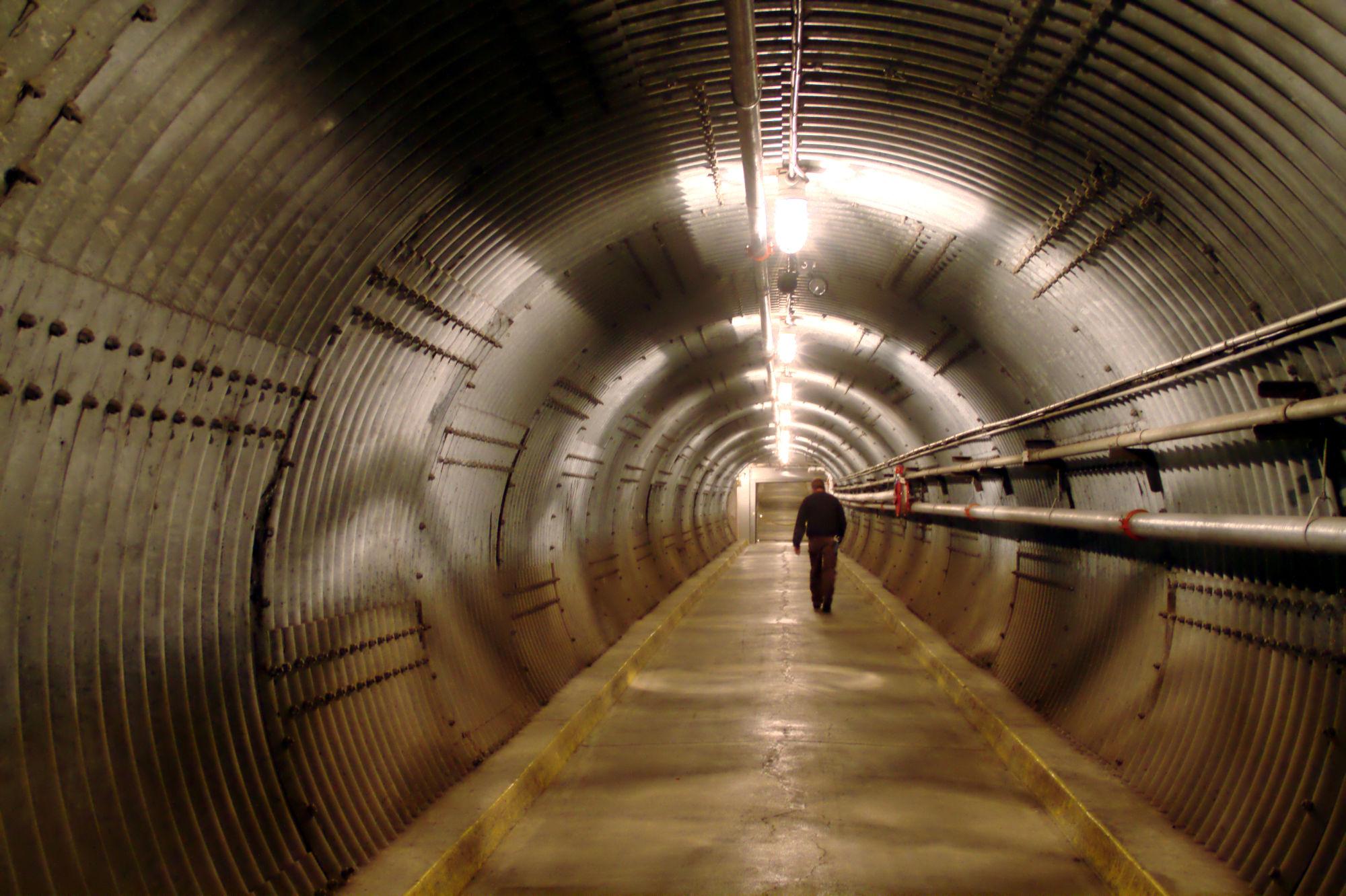 Conheça o bunker que virou museu da Guerra Fria, no Canadá