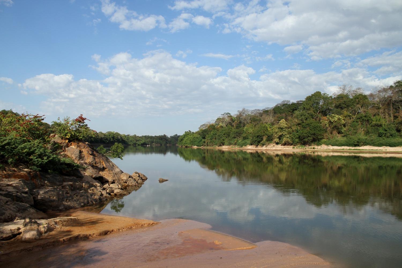 30307717da20 Temporada de praias do Rio Araguaia tem início, no oeste de Goiás ...