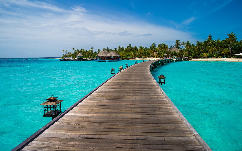 Localizado no Oceano Índico, Maldivas ficou em 1º lugar na preferência dos destinos de luxo dos brasileiros, em 2018 (foto: Mac Qin/Flickr-Creative Commons)